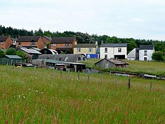 Cottages at Harrow Hill - geograph.org.uk - 1355254.jpg