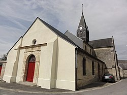 Coucy-lès-Eppes (Aisne) église Saint-Germain.JPG