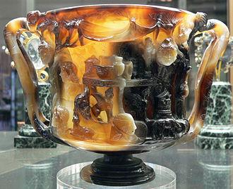 Cup of the Ptolemies - Image: Coupe des Ptolémées 01