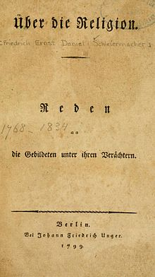 an examination of the christology of friedrich schleiermacher Specific areas in philosophy and theology1 however, no full scale  friedrich  schleiermacher, on religion: speeches to its cultured despisers, ed   schleiermacher wrote to his father after passing his ordination exam on august  16, 1791.
