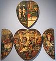 Cranach il giovane, altare colditz, 1584, 01.JPG