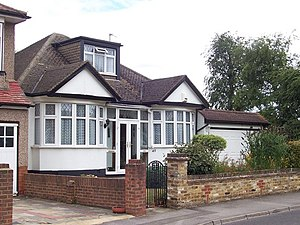 Morris Cohen (spy) - Cohen house in Ruislip (found full of transmitting equipment)