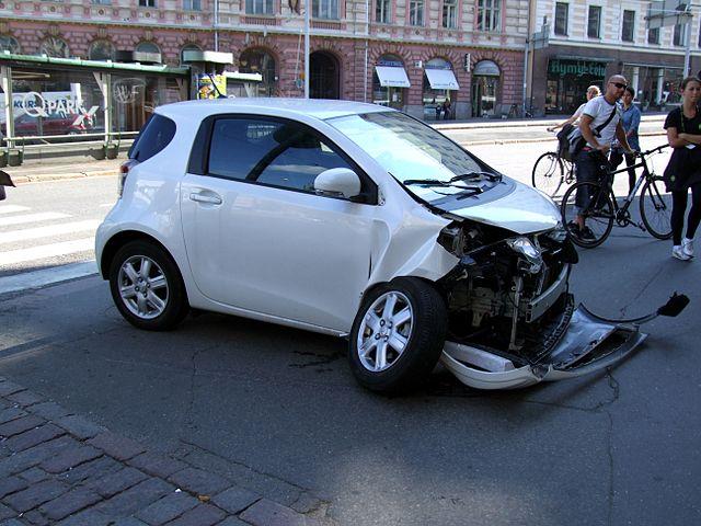 Crashed My Car No Insurance