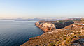Crater rim - seen from cape Akrotiri - Santorini - Greece - 03.jpg