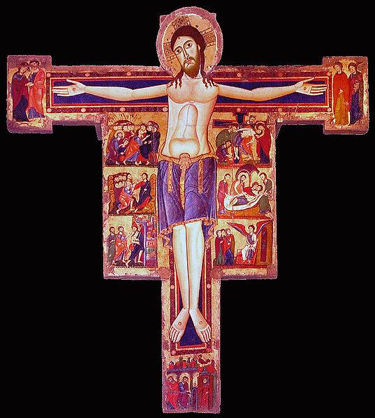 CRISTOS ROMANICOS - Página 3 537px-Crocifisso_rosano