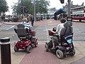 Crossing, Alfred Gelder Street, Hull - geograph.org.uk - 1402100.jpg