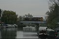 Crossing the River Great Ouse at Ely, Cambridgeshire. - panoramio.jpg