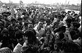 Crowd - Dinosaurs Alive Exhibition - Science City - Calcutta 1995-June-July 617.JPG