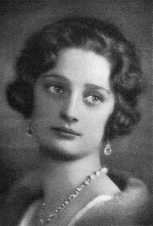 Astrid of Sweden - Astrid as Duchess of Brabant in 1926