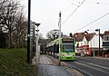 Croydon, Lebanon Road tram stop - geograph.org.uk - 1734341.jpg
