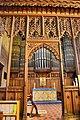 Croydon Minster, The Mary Chapel and organ.jpg