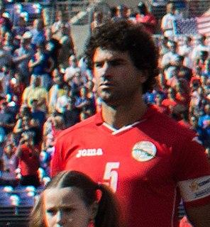 Jorge Luis Clavelo Cuban football defender