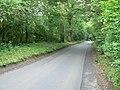 Cufaude Lane - direction Chineham - geograph.org.uk - 821238.jpg