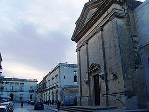 Cursi - Image: Cursi piazza