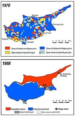Chypre Carte Didentite Belge.Chypre Du Nord Wikipedia