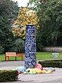 Dülmen, Skulpturen im Bendixpark -- 2015 -- 8555.jpg