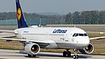 """D-AIZW Lufthansa A320 FRA """"Wesel"""" (47974964697).jpg"""