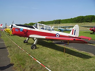 Air Experience Flight - Image: DHC 1 Chipmunk