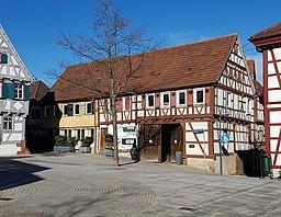 Mittlere Straße in Ditzingen