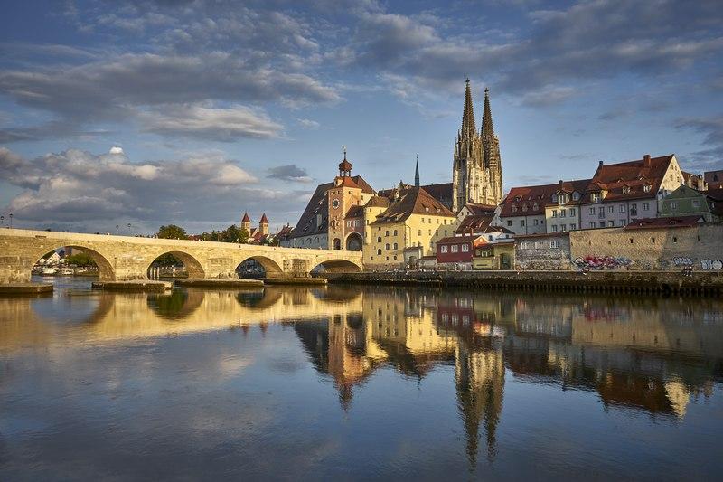 DSC2452 Donaublick Regensburg
