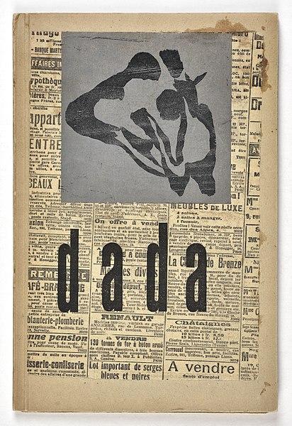 File:Dada 4-5 Zurich-1919-Collage et bois gravé de Arp en couverture LB.4-0531 mb.jpg