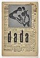 Dada 4-5 Zurich-1919-Collage et bois gravé de Arp en couverture LB.4-0531 mb.jpg