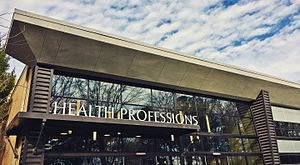 Dalton State College - Health Professions Building