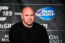 Dana White - London 2015.jpg