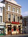 Daniel Defoe, Stoke Newington, N16 (1351799339).jpg