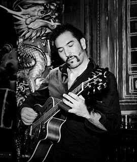 Daniel Puente Encina Chilean singer/songwriter, guitarist, film music composer, producer and actor