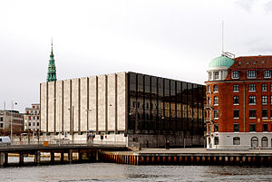 Havnegade - Bank of Denmark