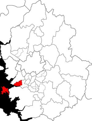 Danwon-gu - Image: Danwon gu Ansan