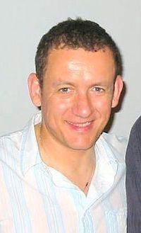 Dany Boon à l'avant-première de La Maison du bonheur à Trégueux en 2006.