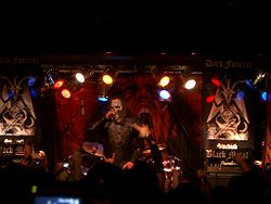 Dark Funeral, New York, 2007