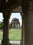 Darya Khan Lohani's tomb