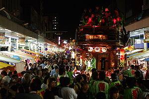 Fuji, Shizuoka - Yoshihara Gion Festival