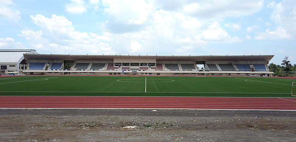 Davao City Sports Complex UP