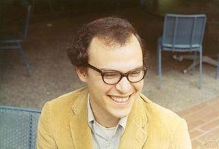David M. Goldschmidt American mathematician
