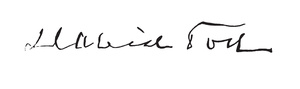 David Tod - Image: David Tod signature