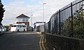 Dawlish Warren railway station approach - geograph.org.uk - 1510517.jpg