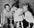 Deana Martin at 2 Years Old With Her Parents.jpg