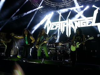 Death Angel discography An american thrash metal band