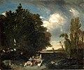Decamps Alexandre - Paysage avec animaux.jpg