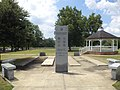 Decatur County Veterans Memorial, Climax.JPG