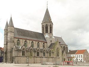 Deinze - Image: Deinze, de Onze Lieve Vrouwekerk oeg 38013 foto 4 2013 05 12 15.30