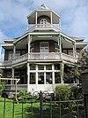 foto van Vrijstaande villa in eclectische stijl