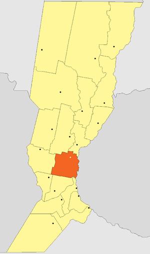 San Jerónimo Department - Image: Departamento San Jerónimo (Santa Fe Argentina)