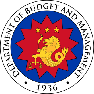 Department of Budget and Management (Philippines) - Image: Department of Budget and Management Official Seal