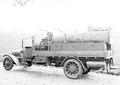 Der Materiallastwagen von der anderen Seite aus aufgenommen - CH-BAR - 3240141.tif