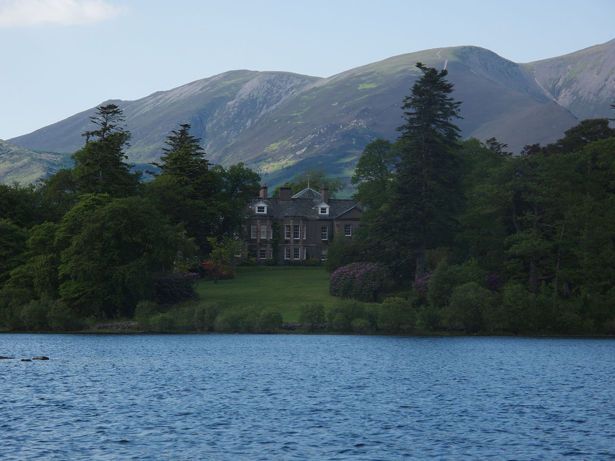 Derwent Island House